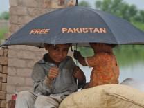 Flutkatastrophe in Pakistan, AFP