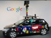 FILES-GERMANY-US-IT-TELECOM-PRIVACY-GOOGLE STREET-VIEW