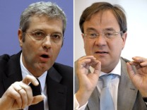 Wahlkampf in der NRW-CDU: Warten auf Röttgen