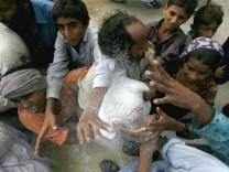 Flutkatastrophe in pakistan, Reuters
