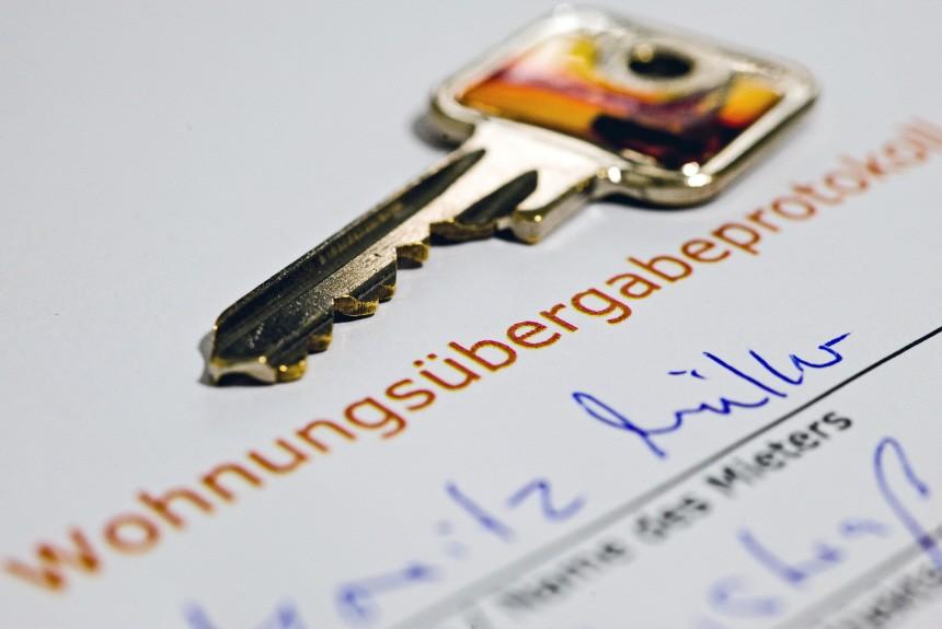 Wohnungsübergabe - Was sollte im Übergabeprotokoll stehen? - Geld ...