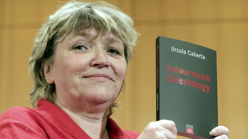 'Scientology-Jägerin' Ursula Caberta