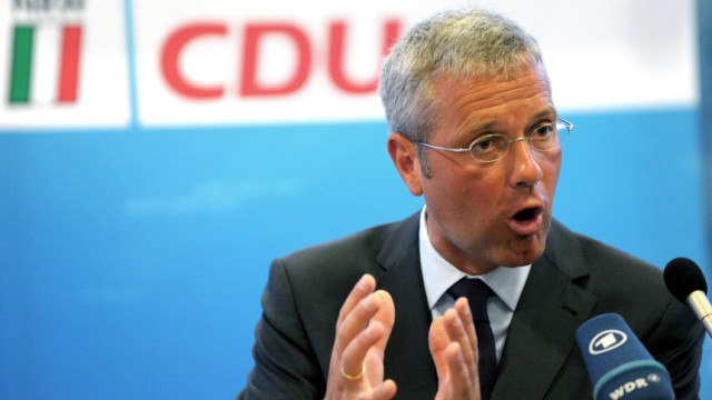 NRW-CDU - Röttgen