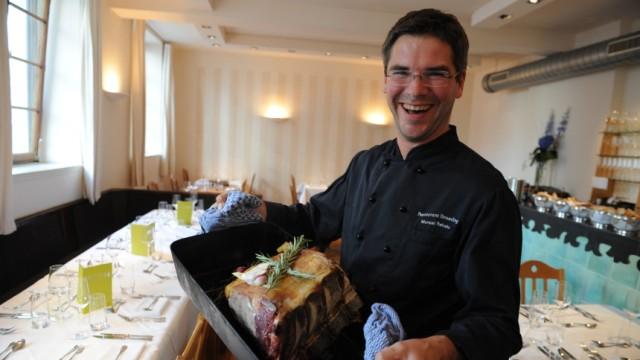 """Restaurants Internationales Restaurant Haidhausen """"Broeding"""""""