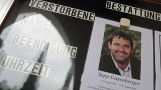 Daxenberger gestorben