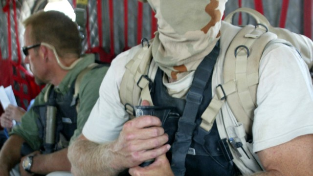 Söldner, Irak, AP