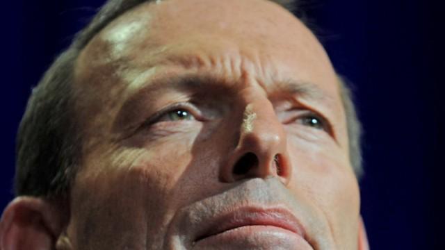 Wahl in Australien - Tony Abbot