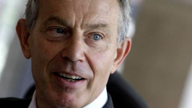 Tony Blair Ex-Premier als Großverdiener