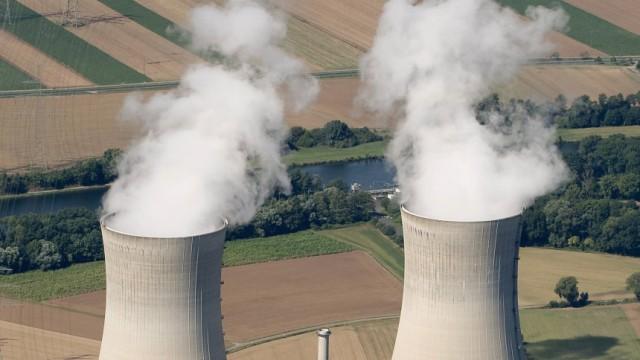 Atomsteuer wackelt