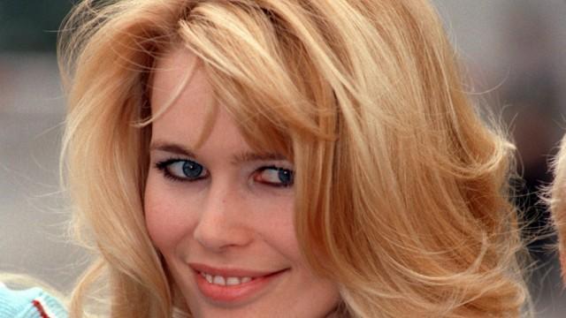 Claudia Schiffer wird 40