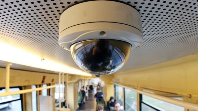 Video-Überwachung im Nahverkehr