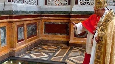 Sensationelle Knochenfunde in Rom