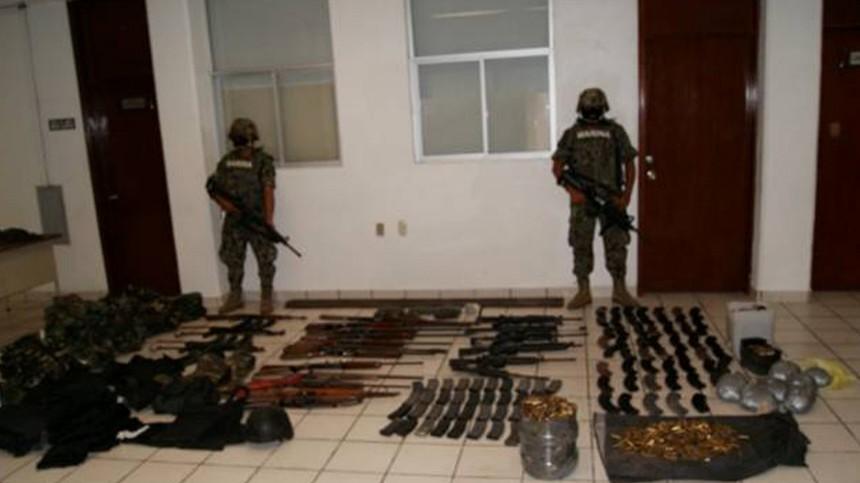 Mexiko Drogenkrieg in Mexiko