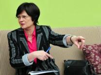 Ministerpraesidentin Christine Lieberknecht CDU Thueringen