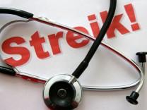 Bundesweiter Ärzteprotest