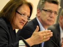 Koalition erzielt Einigung ueber Sicherungsverwahrung