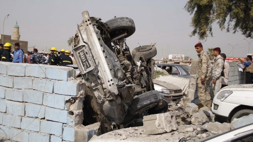 Über 40 Tote bei Anschlagserie im Irak