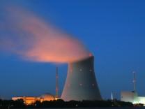 Isar-Atommeiler dürfen künftig Fluss stärker als bisher erhitzen