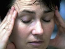 Themendienst Gesundheit: Migraene oder Kopfschmerzen?