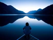 Ruhe, Stille, Wasser, Natur, Friede