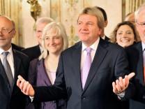 Bouffier stellt neues Kabinett vor