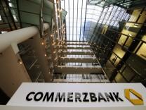 Neues Commerzbank-Logo