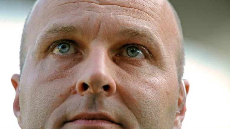 Dirk Dufner, Sportdirektor des SC Freiburg