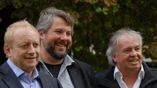"""Präsentation der dritten Staffel der TV-Serie """"Der Kaiser von Schexing"""", 2009"""