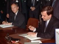 Einigungsvertrag vor 20 Jahren besiegelte DDR-Ende