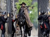 """""""Die drei Musketiere"""": Drehstart für Hollywood-Streifen"""