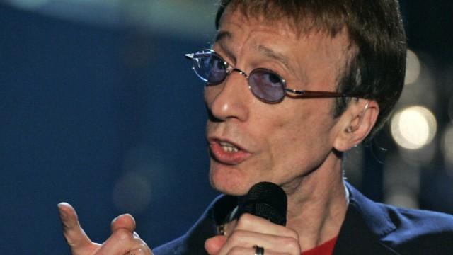 Robin Gibb tourt wieder durch Deutschland