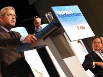 CDU Regionalkonferenz Münster Röttgen Laschet