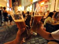 Städtetag will Alkoholverbot auf öffentlichen Plätzen