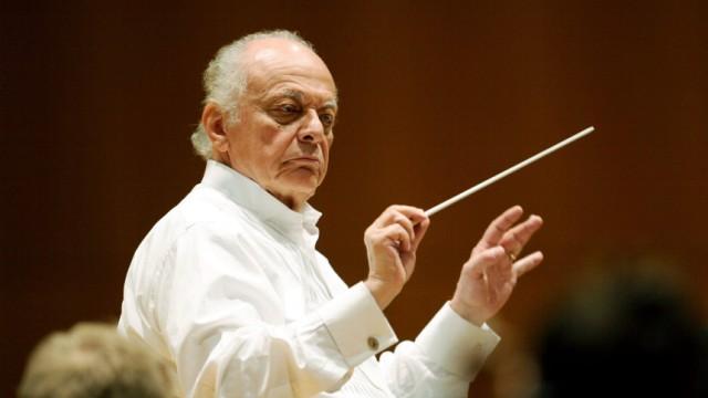 Maazel neuer Chefdirigent der Münchner Philharmoniker