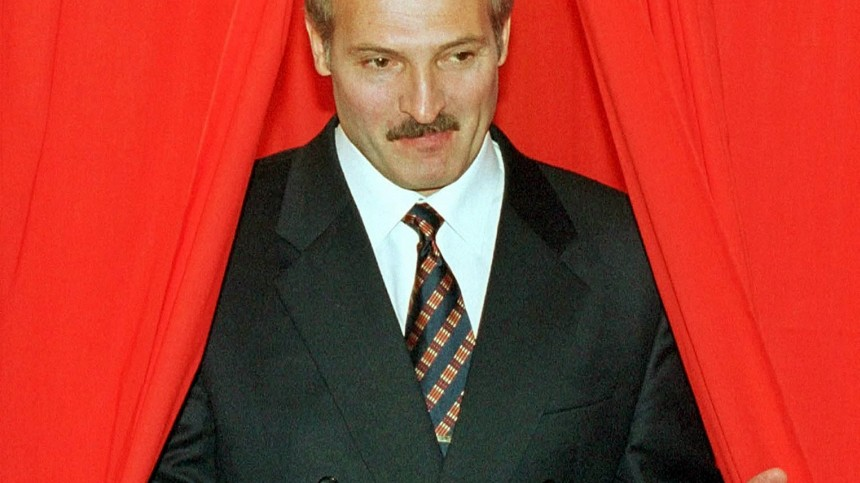 Alexander Lukaschenko, 2000
