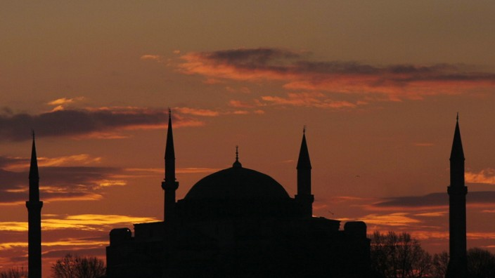 ADDITION-TURKEY-HAGIA SOPHIA-SEVEN WONDERS