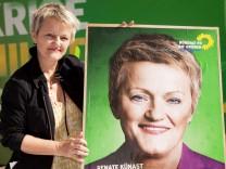 Grüne erstmals stärkste Kraft in Berlin