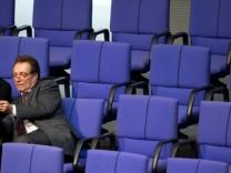 Glückloses Duo an der Spitze: Parteichefs Gesine Lötzsch und  Klaus Ernst