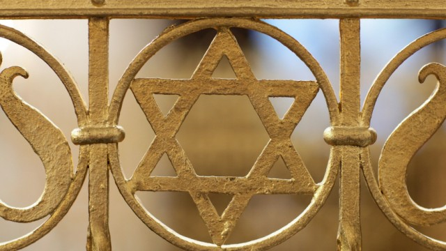 Rabbi-Ordination At Leipzig Synagogue