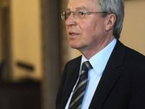 Jens Böhrnsen kommissarischer Bundespräsident