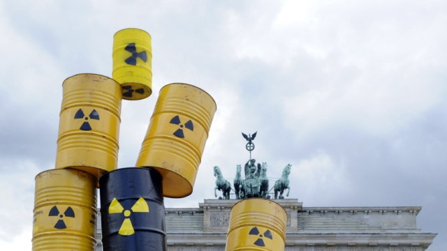 Atomkraft Atomkompromiss
