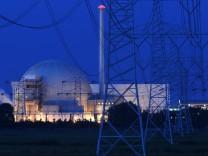 Regierung einigt sich auf erste Atom-Details - AKW Unterweser