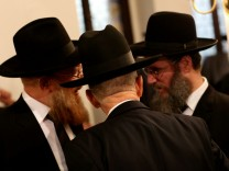 Rabbi-Ordination At Leipzig Synagogue