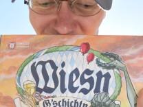 Comicbuch 'Wiesn-Gschichtn'