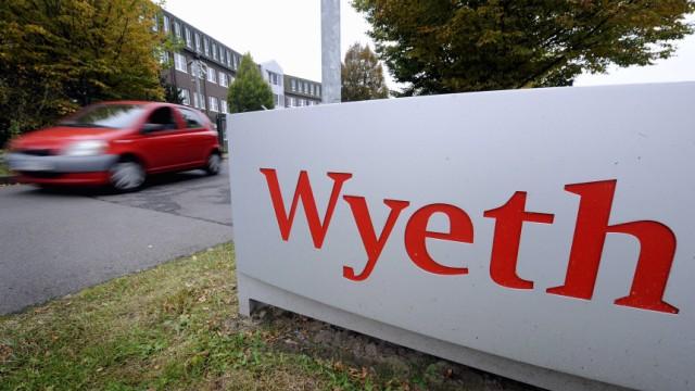 Pfizer schliesst Wyeth-Standorte in Muenster und Wuerselen