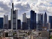 Banken, Frankfurt am Main, ddp