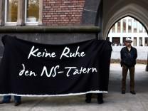 Mutmaßlicher SS-Mörder in Aachen vor Gericht