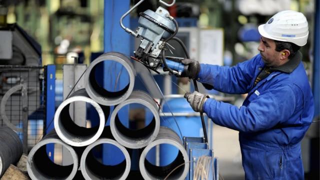 Gesamtmetall: Industrie 2011 wieder auf Vorkrisen-Niveau