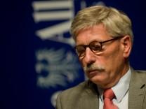 Bundesbankvorstand Sarrazin scheidet zum Monatsende aus