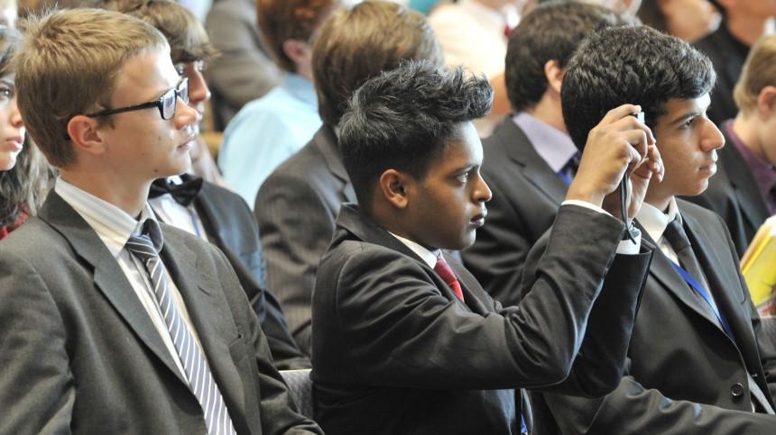 Europäisches Jugendparlament tagt in Frankfurt